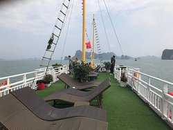 Over view golden star cruise