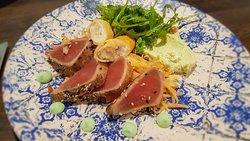 Tuna - Lobster