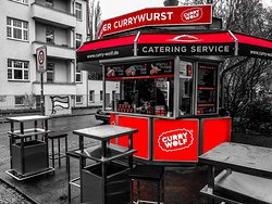 Berliner Currywurst und Catering