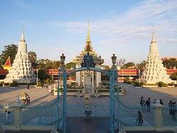 Stupas du roi Norodom