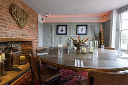 Our private dining room, seats 8-12