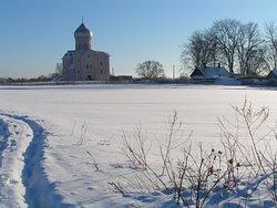 Живописные окрестности Новгорода
