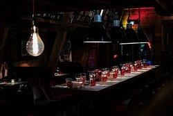 Profitez d'un repas au Club 72 avec toute votre famille ou tous vos amis !