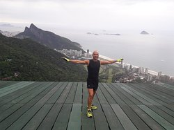 Flying over Rio!