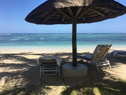 Private Beach.