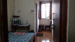 Budget Hotel On Panaji To Calangute Road.
