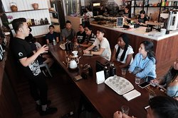 Coffee Session with Malaysian Coffee Brewing Champion Shaun Liew