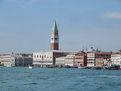 View from Canal Grande.