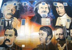 Albert Einstein, Alan Watts, Baruch Spinoza and more
