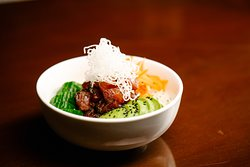 Ahi Tuna Rice Bowl
