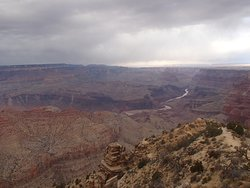 A view from the Desert Watch Tower