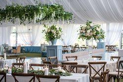 Transform our Palm Pavilion into the event of your dreams