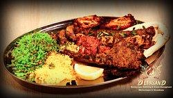 Dilpasand Mixed Grill platter