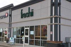 Freshii  We all liked all we ordered