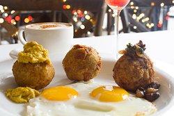 Trilogia de bolones #desayunos #capuccino #mimosas #holidays