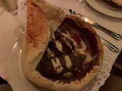 Lamb Kebab Terracotta