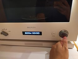 a microwave + oven that sings.