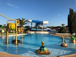 La piscine Cubaine