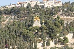 Иерусалим. Церковь Марии Магдалины (РПЦ З).