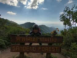 Viewpoint point from Samoeng