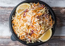 Fresh Salad Cabbage, Carrot
