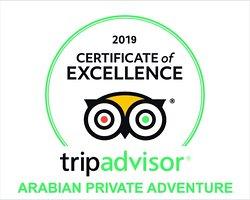 Arabian private adventure Exclusive Private VIP Camp