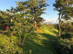 Gardens, views, casitas, nature...it's magical.