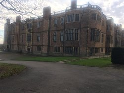 Temple Newsam, main entrance to house