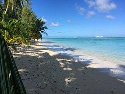 Tamanu Beach Aitutaki, Îles Cook