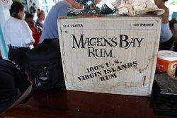 Beach Bar Rum offered
