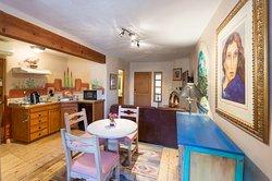 La Loma Studio Junior Suite - full equipped kitchenette and dining area.