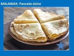 Malawax Pancake dolce