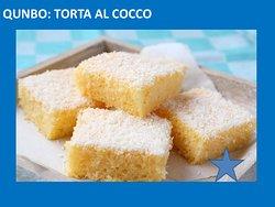 Qunbo Torta al cocco