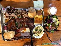 5 meat 3 side platter