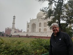 Tour of Taj Mahal