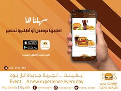 Download App Event Burger