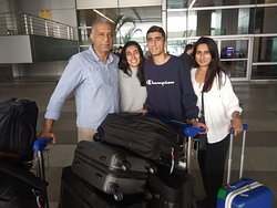 Welcome to India Tour Ms Geeta and Family  #ClientsAreAwesome