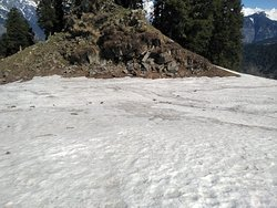 Kashmir during winter