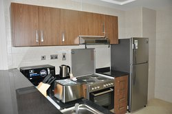 One Bed Room Apartment - Kitchen