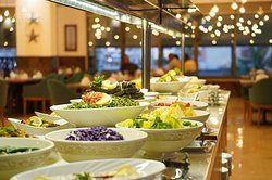 Is your family tired of arguing over where to have dinner? Come to Lacosta resturant and terrace. Our large buffet provides plenty of options for everyone. You don't have to decide between your favorite food and your kids' favorite foods. Thanks to our wide variety of options, you can both leave happy.