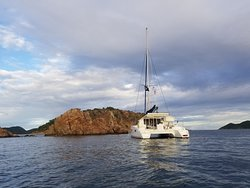 We'll sail you to amazing places on your private day charter!