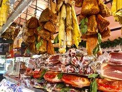 Food tour Market & Pizza