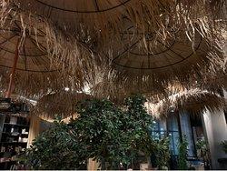 Nuestro techo que te hará sentirte fuera de Madrid