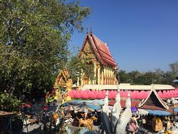 Ang Thong Provincial City Pillar Shrine