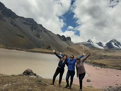 Big experience with cusco andean tours Ausangate trek