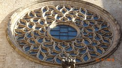 Barcelona. Basílica de Santa María del Mar, 30 de octubre de 2019