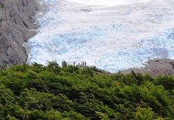 Mirador Glaciar Vespignani, parte de la excursion Full Day Chalten con Lago del Desierto de Southroad