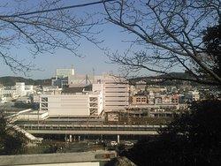 🍁12.14(土)☀観音寺より👀鎌倉市街を臨む