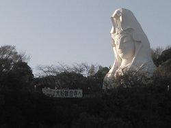令和元年12月14日(土)☀観音さま☺(神奈川県・鎌倉市🍁大船観音寺🍁)