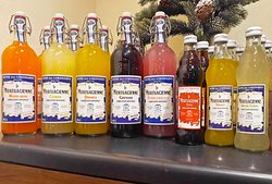 La Mortuacienne - französische Limonaden